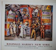 RENALD MARSH'S