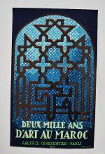 DEUX MILLE ANS D'ART AU MAROC