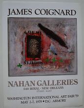 JAMES COIGNARD'S POSTER