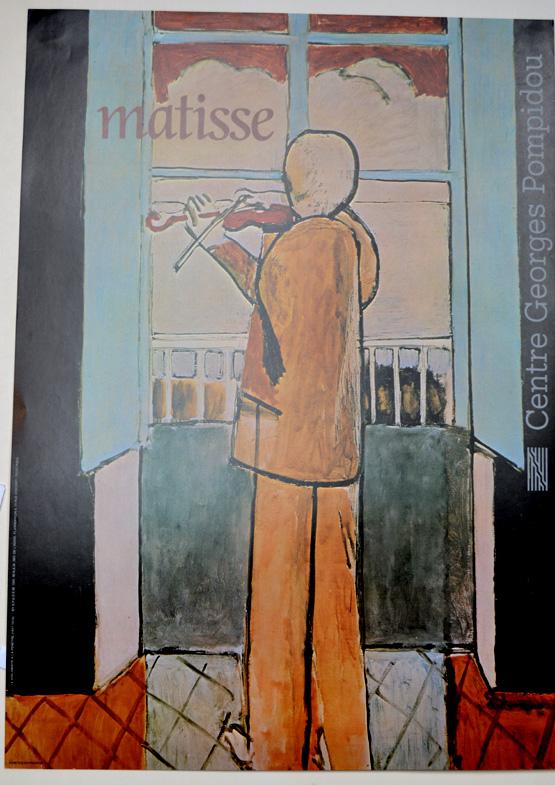 Matisse le violoniste a la fenetre for La fenetre winery