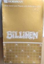 HORSMAN BILLIREN DOLL. STYLE NO. 7146-4