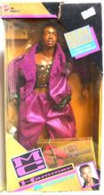 MC HAMMER DOLL AND EXCLUSIVE CASSETTE TAPE