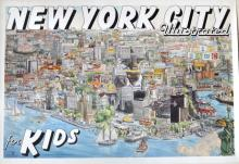 NEW YORK CITY FOR KIDS ILLUSTRATED