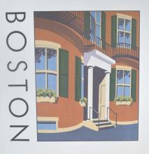 BOSTON BY OREN SHERMAN