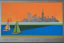 VICTOR CASSANELLI ART EXPO NEW YORK