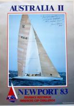 BARRY STEVENS AUSTRALIA II, NEWPORT '83