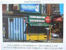 JOHN BAEDER,  CHINESE KITCHEN