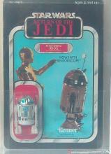 STAR WARS- R2-D2 SENSORSCOPE, 1983, AFA 70