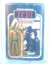 STAR WARS- JEDI REBEL COMMANDO, 1983, AFA 80