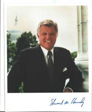 TED KENNEDY - 8 X 10 PHOTOGRAPH