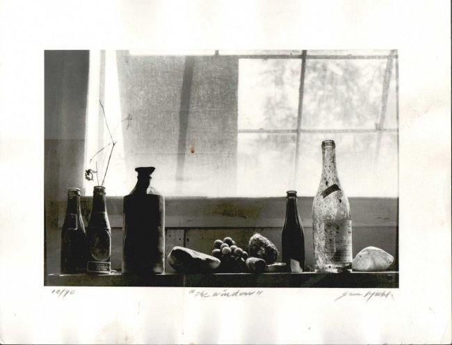 SAM MAHL (1913-1992) was an American visual artist. You