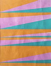 BILL Max (1908-1994).  Composition géométrique