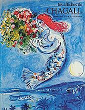 CHAGALL Marc (1887-1985), Charles SORLIER.  Les Affiches de Chagall