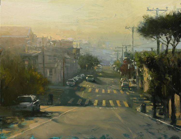 Hsin-Yao Tseng, Potrero Hill Haze