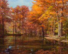 Mark Haworth, Autumn Solitude