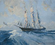 Christopher Blossom, Benjamin F Packard' On the Wind