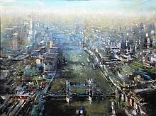 Mark Laguë, Along the Thames