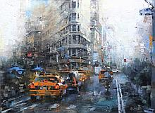 Mark Laguë, Fifth and Broadway