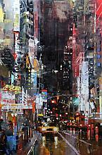 Mark Laguë, Manhattan Night Lights