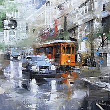 Mark Laguë, San Francisco Reflections