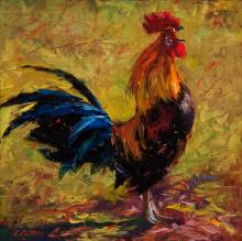 Cheri Christensen, Cock Crow