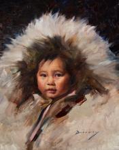 Michelle Dunaway, Alaskan Child