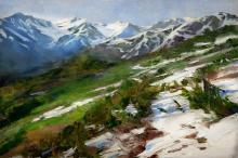 Michelle Dunaway, Alaskan Spring