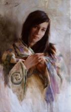 Michelle Dunaway, Strength and Grace, Her Grandmother's Quilt