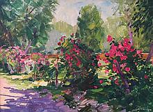 Walt Gonske, Border Roses