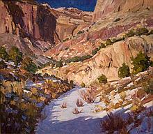 Walt Gonske, Capital Reef - Utah