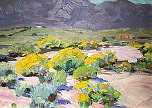 Walt Gonske, Chamisa in Bloom II