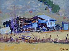 Walt Gonske, Chamisal, NM