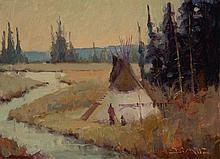 John DeMott, Evening Camp