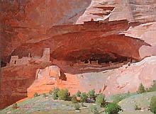 Calvin Liang, Canyon de Chelly