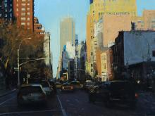 Hsin-Yao Tseng, 8th Avenue Traffic, NY