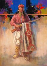 Roy Andersen, The Chief Blanket