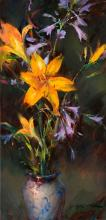Daniel F. Gerhartz, Lily and Hosta