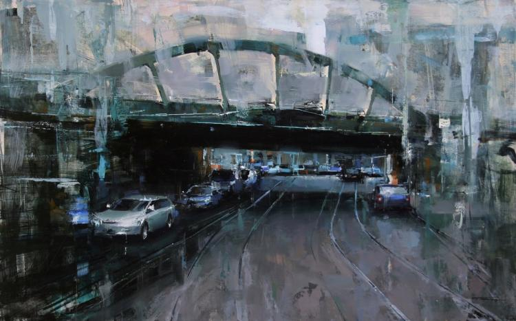 Tibor Nagy, Under the Bridge