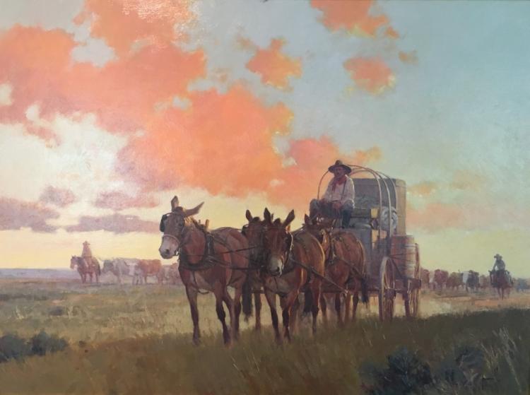 Robert Pummill, Halfway to Abilene