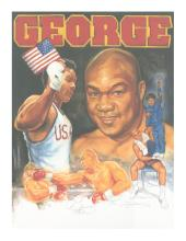 George - Signed by George Foreman