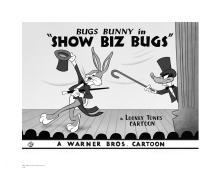 Show Biz Bugs - Daffy Hook