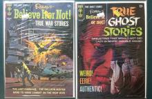 Ripley's belive it or not: True war stories #5 , True ghost stories #2