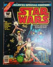 Marvel Special Edition - Star Wars #1 Comic book - Whitman Variant - 1977 Marvel Comics