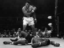 Ali/Liston - Phantom Punch