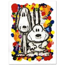 Wait Watchers Limited Edition Hand Pulled Original Lithograph (27