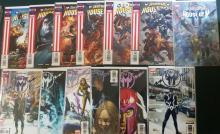 Modern comics lot: House of M, Iron man 1-3, FF 1-3, Son of M 1-6, +Secret of House of M one shot
