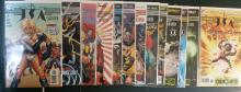 Modern comics lot: JSA Classified 1-12
