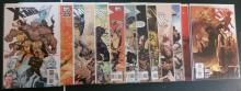 Modern comics lot: Young X-men 1-12