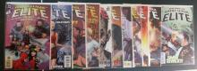 Modern comics lot: Justice League Elite 1-12