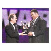 Muhammad Ali with Billy Crystal